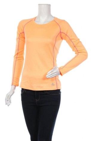 Γυναικεία αθλητική μπλούζα Rbx, Μέγεθος S, Χρώμα Πορτοκαλί, Πολυεστέρας, Τιμή 5,71€