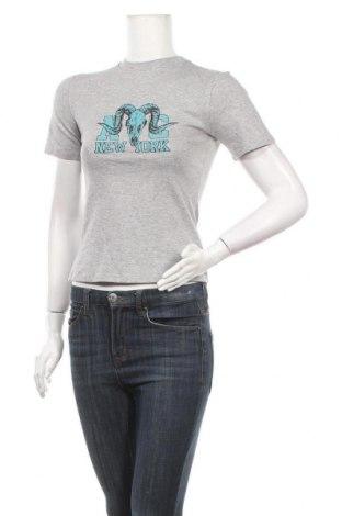 Дамска тениска, Размер XS, Цвят Сив, Цена 24,00лв.