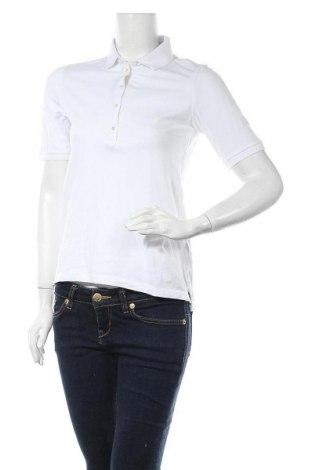 Дамска тениска Brax, Размер S, Цвят Бял, 97% памук, 3% еластан, Цена 25,84лв.