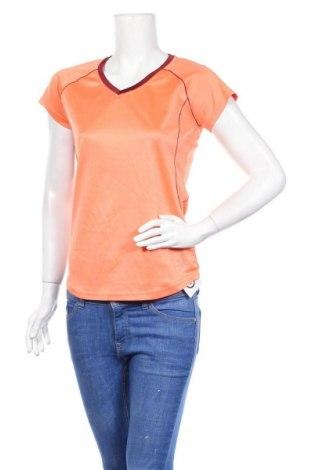 Дамска тениска Crivit, Размер M, Цвят Оранжев, 82% полиестер, 18% еластан, Цена 9,98лв.