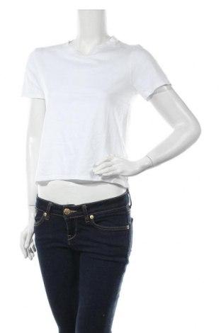 Дамска тениска Desigual, Размер M, Цвят Бял, Памук, Цена 47,20лв.