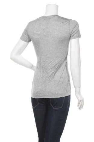 Дамска тениска Desigual, Размер S, Цвят Сив, Вискоза, Цена 25,90лв.