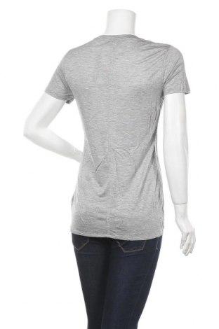 Дамска тениска Desigual, Размер M, Цвят Сив, Вискоза, Цена 25,90лв.