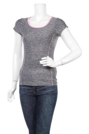Дамска тениска F&F, Размер XS, Цвят Сив, Цена 13,39лв.