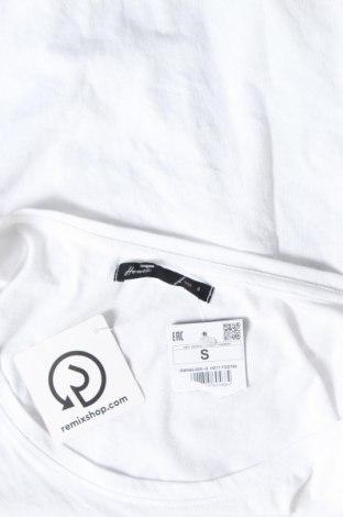 Дамска тениска House, Размер S, Цвят Бял, 60% памук, 40% полиестер, Цена 11,20лв.