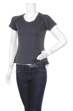 Дамска тениска James & Nicholson, Размер S, Цвят Сив, Полиестер, Цена 11,76лв.