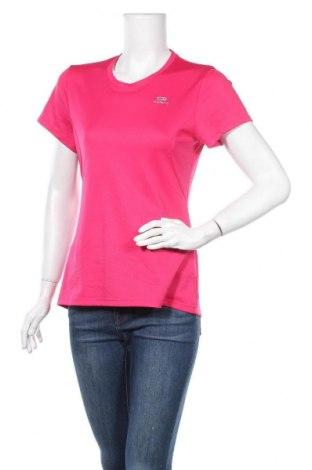 Дамска тениска Kalenji, Размер M, Цвят Розов, Цена 15,17лв.