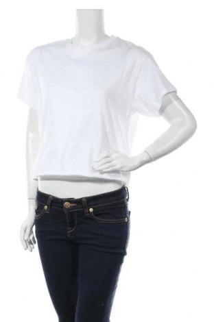 Γυναικείο t-shirt Miss Selfridge, Μέγεθος XS, Χρώμα Λευκό, Βαμβάκι, Τιμή 12,41€