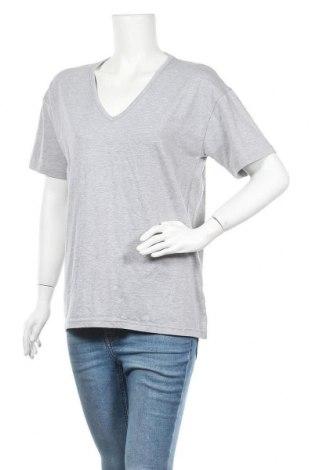 Дамска тениска Missguided, Размер S, Цвят Сив, Цена 10,40лв.