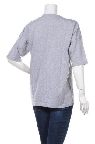 Дамска тениска Missguided, Размер S, Цвят Сив, 90% памук, 10% полиестер, Цена 9,80лв.