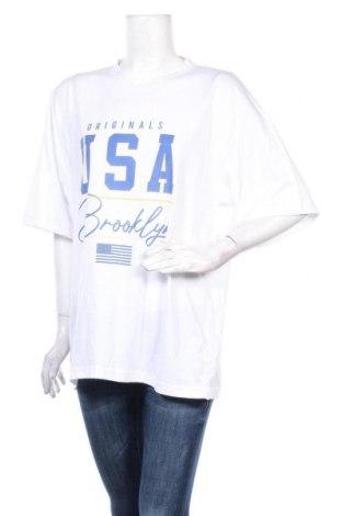 Дамска тениска Missguided, Размер S, Цвят Бял, Цена 16,50лв.