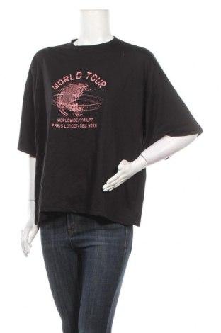 Дамска тениска Missguided, Размер S, Цвят Черен, Цена 28,00лв.
