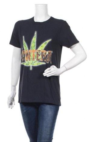 Дамска тениска Missguided, Размер S, Цвят Син, Цена 10,40лв.