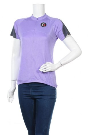 Дамска тениска Mxdc, Размер S, Цвят Лилав, Полиестер, Цена 6,83лв.