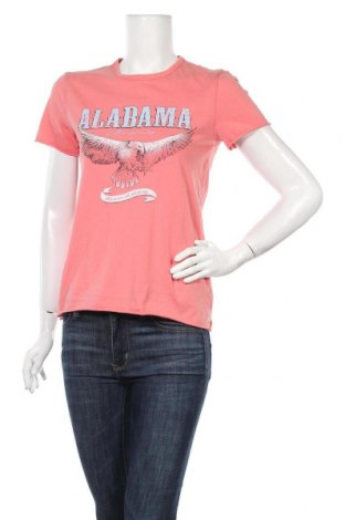 Дамска тениска ONLY, Размер S, Цвят Розов, Памук, Цена 14,50лв.