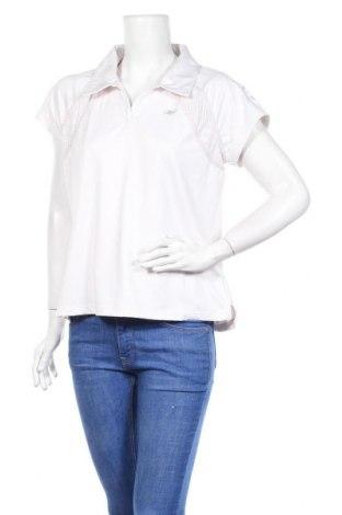 Дамска тениска Reebok, Размер XL, Цвят Бял, 88% полиестер, 12% еластан, Цена 7,56лв.
