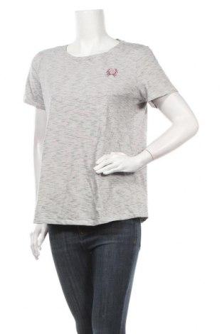 Дамска тениска Tom Tailor, Размер XL, Цвят Сив, Цена 16,80лв.