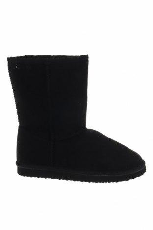 Γυναικείες μπότες Boohoo, Μέγεθος 39, Χρώμα Μαύρο, Κλωστοϋφαντουργικά προϊόντα, Τιμή 30,54€