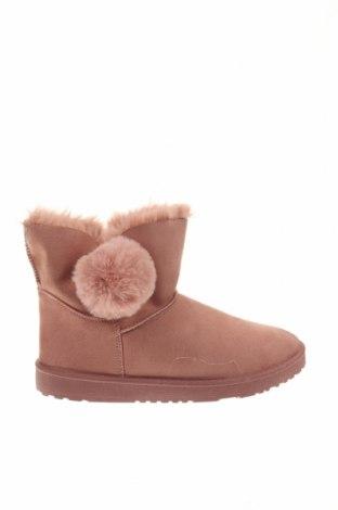 Γυναικείες μπότες Ella Cruz, Μέγεθος 39, Χρώμα Ρόζ , Κλωστοϋφαντουργικά προϊόντα, Τιμή 22,27€
