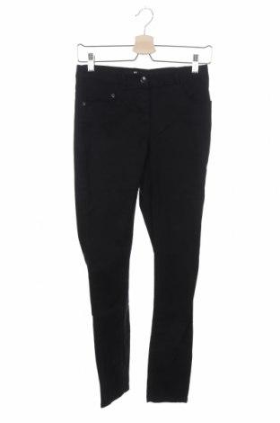 Дамски дънки H&M, Размер XS, Цвят Черен, Цена 11,18лв.