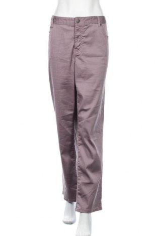 Дамски дънки INC International Concepts, Размер XXL, Цвят Лилав, 61% памук, 35% полиестер, 4% еластан, Цена 16,17лв.