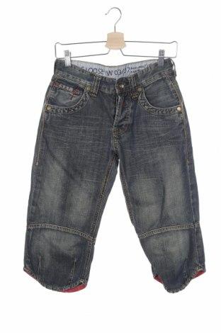 Дамски дънки Marcus, Размер S, Цвят Син, Памук, Цена 6,83лв.