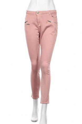 Γυναικείο Τζίν Mohito, Μέγεθος L, Χρώμα Ρόζ , 64% lyocell, 25% βαμβάκι, 9% πολυεστέρας, Τιμή 13,40€