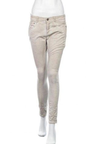 Дамски дънки Peckott, Размер M, Цвят Кафяв, 98% памук, 2% еластан, Цена 7,35лв.