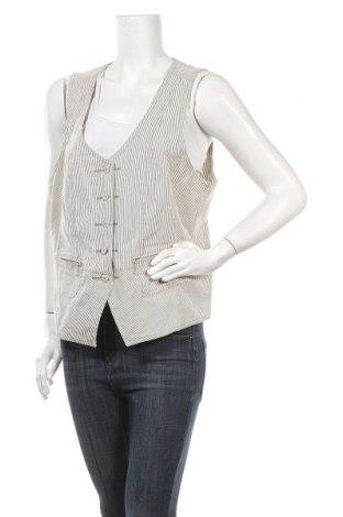 Дамски елек Bonita, Размер XL, Цвят Бежов, 97% памук, 3% еластан, Цена 13,44лв.