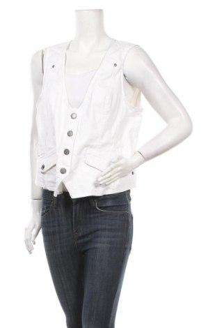 Дамски елек Cecil, Размер XL, Цвят Бял, Цена 20,95лв.