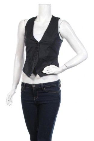 Дамски елек H&M, Размер S, Цвят Син, 82% памук, 16% полиамид, 2% еластан, Цена 5,67лв.