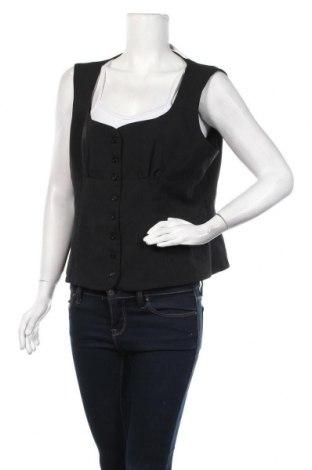 Дамски елек Joy, Размер XL, Цвят Черен, 100% полиестер, Цена 6,04лв.