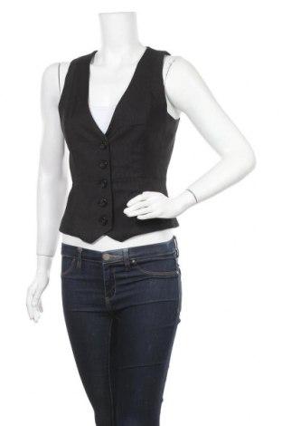 Дамски елек Orsay, Размер S, Цвят Черен, Цена 5,04лв.