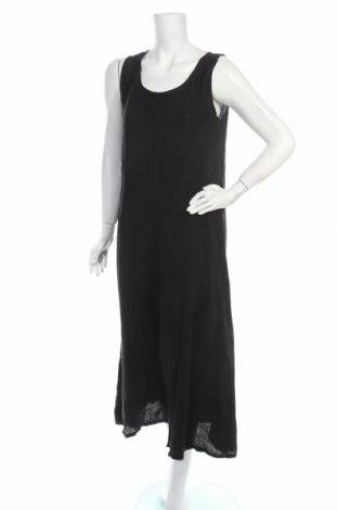 Γυναικεία σαλοπέτα, Μέγεθος M, Χρώμα Μαύρο, Λινό, Τιμή 16,45€
