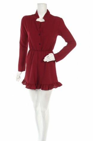 Γυναικεία σαλοπέτα Simple Wish, Μέγεθος S, Χρώμα Κόκκινο, Τιμή 9,48€