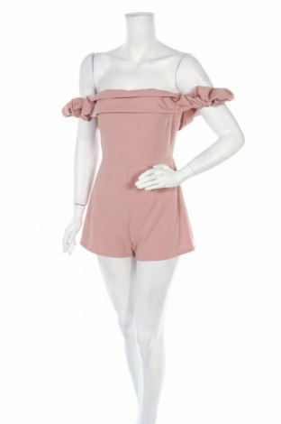 Дамски гащеризон, Размер S, Цвят Розов, Цена 18,90лв.