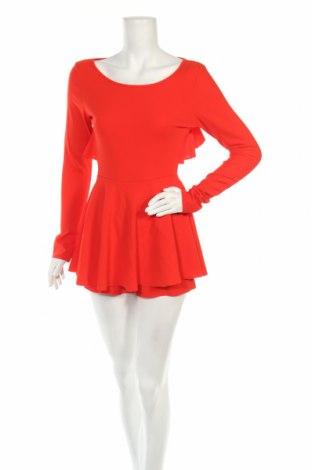 Γυναικεία σαλοπέτα Simple Wish, Μέγεθος S, Χρώμα Κόκκινο, Τιμή 13,89€