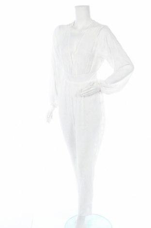 Γυναικεία σαλοπέτα Missguided, Μέγεθος S, Χρώμα Λευκό, Πολυεστέρας, Τιμή 14,74€
