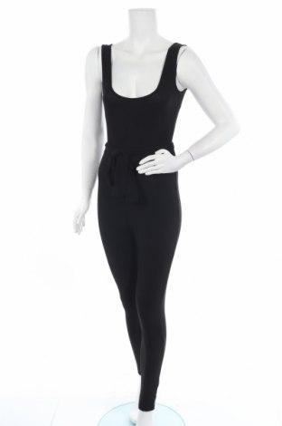Γυναικεία σαλοπέτα Missguided, Μέγεθος S, Χρώμα Μαύρο, 95% πολυεστέρας, 5% ελαστάνη, Τιμή 12,37€