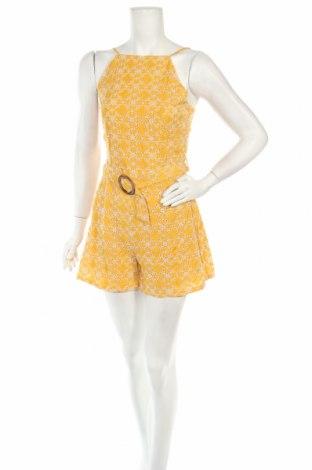 Γυναικεία σαλοπέτα Missguided, Μέγεθος S, Χρώμα Κίτρινο, Τιμή 11,86€