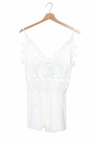 Γυναικεία σαλοπέτα Missguided, Μέγεθος XS, Χρώμα Λευκό, Τιμή 13,15€
