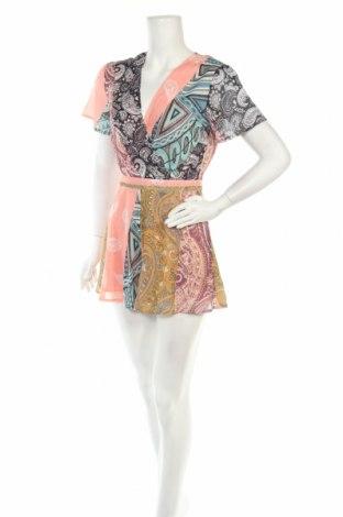 Γυναικεία σαλοπέτα Missguided, Μέγεθος S, Χρώμα Πολύχρωμο, Πολυεστέρας, Τιμή 10,83€
