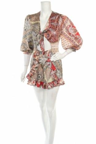Γυναικεία σαλοπέτα Missguided, Μέγεθος S, Χρώμα Πολύχρωμο, Τιμή 10,83€
