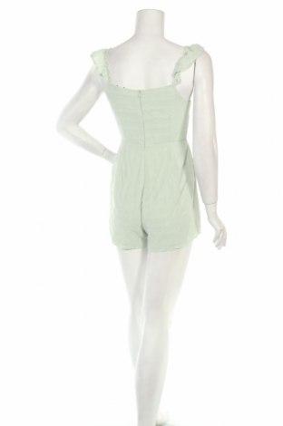 Дамски гащеризон Missguided, Размер S, Цвят Зелен, Полиестер, Цена 17,60лв.