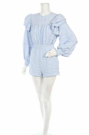 Γυναικεία σαλοπέτα Missguided, Μέγεθος S, Χρώμα Μπλέ, Πολυεστέρας, Τιμή 16,24€