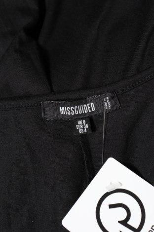 Дамски гащеризон Missguided, Размер S, Цвят Черен, Цена 18,90лв.