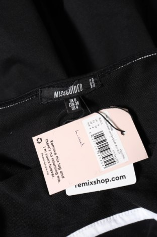 Дамски гащеризон Missguided, Размер S, Цвят Черен, 52% полиестер, 48% памук, Цена 20,70лв.