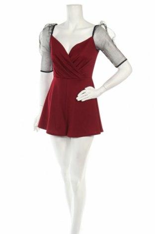 Γυναικεία σαλοπέτα Simple Wish, Μέγεθος S, Χρώμα Κόκκινο, Τιμή 11,86€