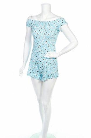Γυναικεία σαλοπέτα Simple Wish, Μέγεθος S, Χρώμα Μπλέ, Τιμή 12,02€