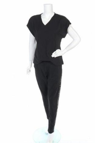 Γυναικεία σαλοπέτα Soya Concept, Μέγεθος M, Χρώμα Μαύρο, 95% πολυεστέρας, 5% ελαστάνη, Τιμή 16,15€